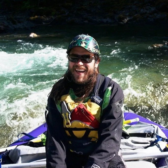 Experienced Local Rafting Guide: Max Sisson